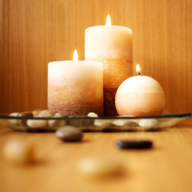 Grasas de palma AFAMSA para la fabricación de velas y cirios